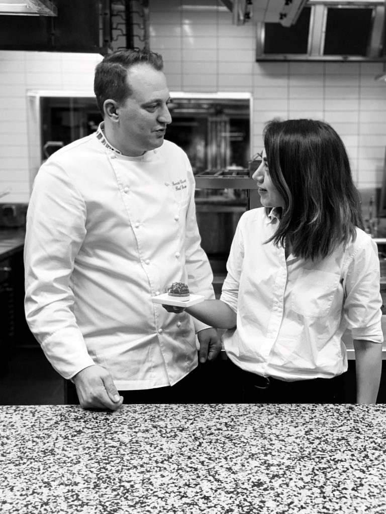 Benoît Charvet et Céline C.Chaverot